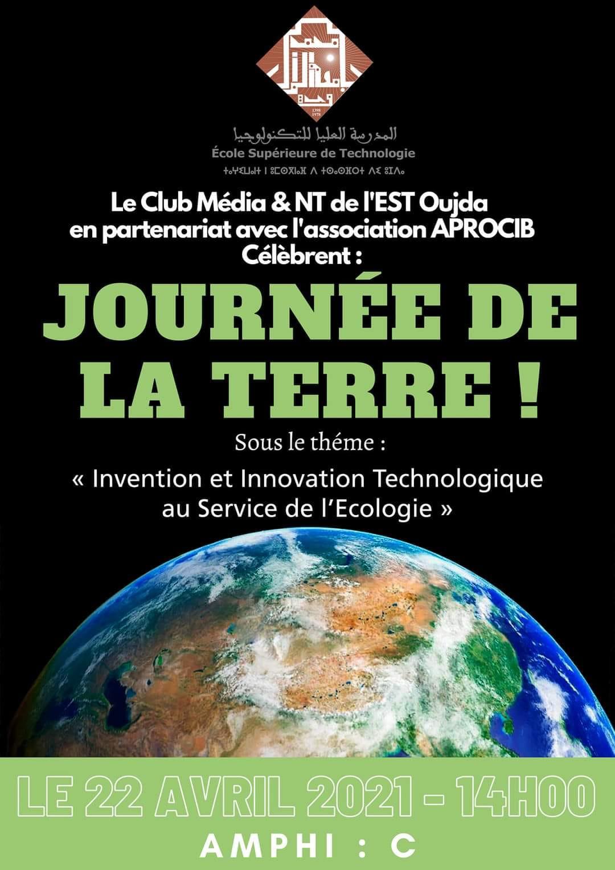 Journée de la terre!